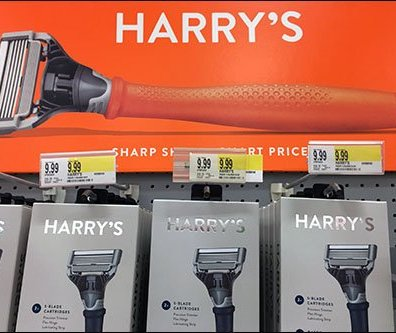 Harry's Shakes Things Up In The Shaving Aisle