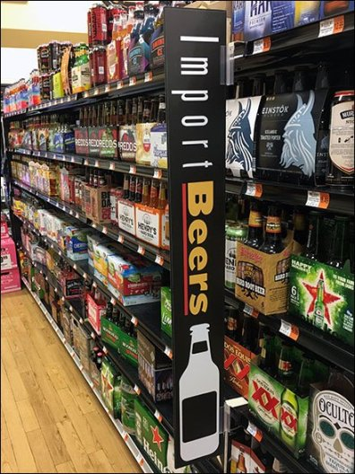 Import Beer Category Management