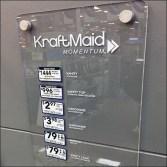 KraftMaid Acrylic Plaque Bath Pricing