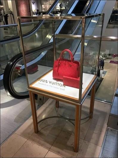 Louis Vuitton Museum Case Navigation