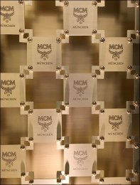 MCM Bag Branded Security Grill 2
