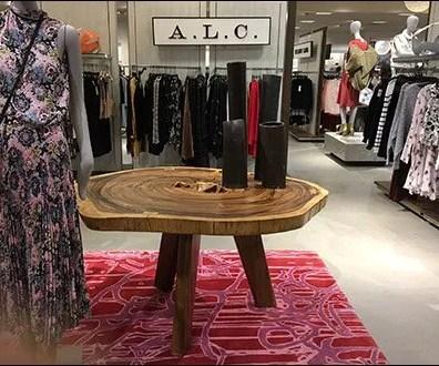 Neiman Marcus Wood Table Rings 2