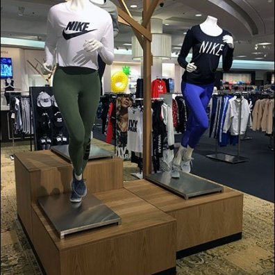 Nike Atheleisure In Action At Nordstrom
