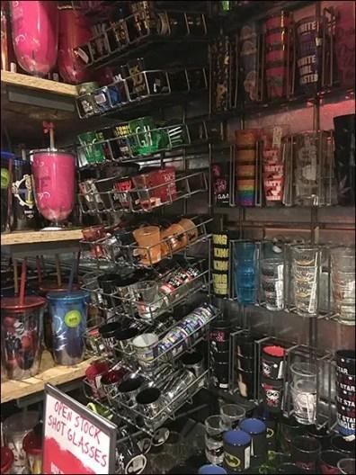Shot Glass Merchandising Racks 4