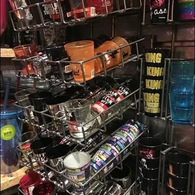 Shot Glass Merchandising Racks 5