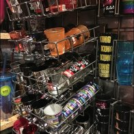Shot Glass Merchandising Racks 5