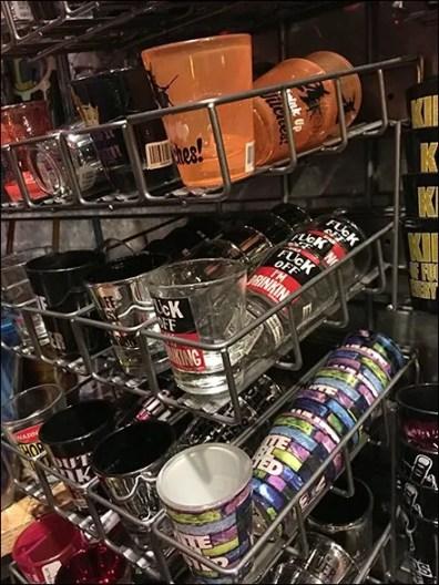 Shot Glass Merchandising Racks 6