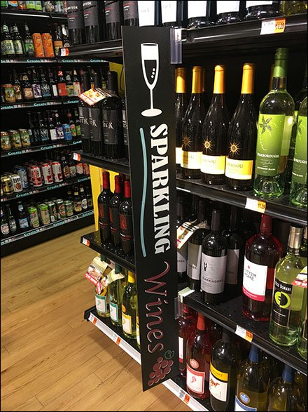 Sparkling Wine Category Management