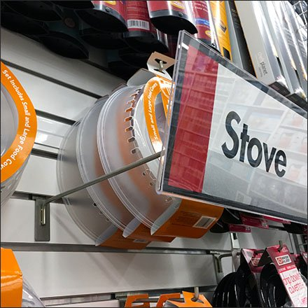 Stove Top Accessories Category Definition by Sign