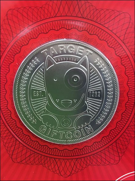 Target Gift Coin Gift Card Scan Hook 3
