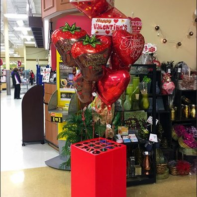 Valentines Day Balloon Sales 3