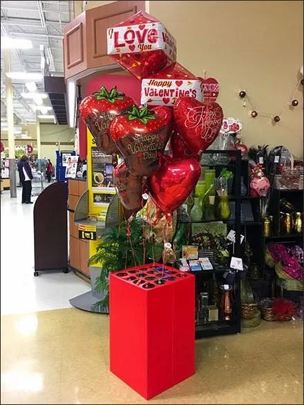 Valentines Day Balloon Sales 3
