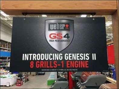 Weber Grills Genesis II Display 3