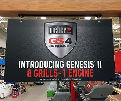 Weber Grills Genesis II Display 3
