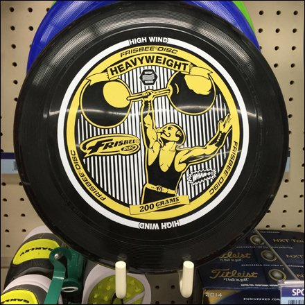 Trion Industries Inc. Retail Fixtures - Pin-Stopped Waterfall Hooks for Heavy-Weight Frisbee Sales