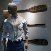 Yachting and Boating Props For Menswear