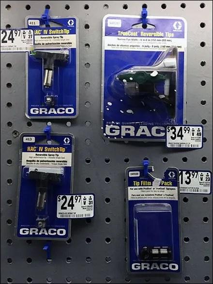 Zip Tie Merchandising Carded Stock