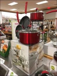 Cookware Pedestal Plus Open Wire Rack