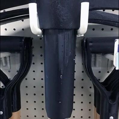 Double Arm Utility Hook Picks & Shovels 3