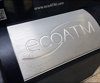 EcoATM Instant Cash for iPhone Trade – Fixtures Close Up