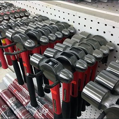 Hammer Merchandising By Aisle 3