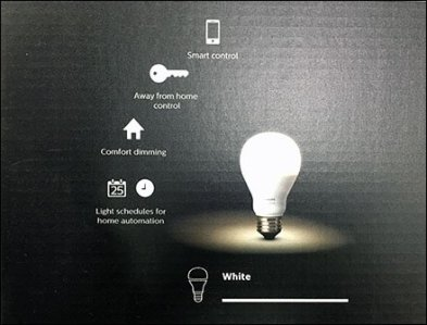 Hue Lighting Features and Benefits Icons 3