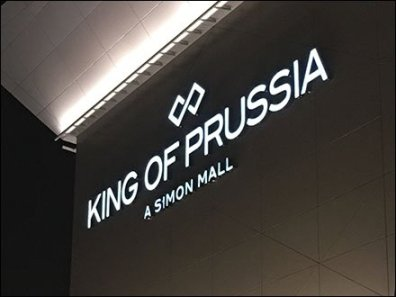 How to Brand A Holding Company Simon via King of Prussia Mall