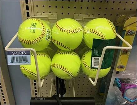 Literature Holder Frame Holder Baseball Rack
