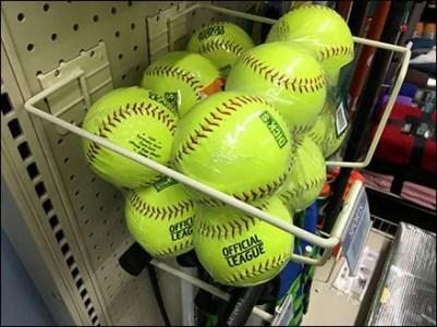 Literature Holder Frame Holder Baseball Rack 3