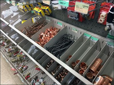 Loose Parts Endless Metal Bulk Bins 2