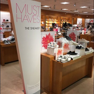 Macys Must Haves Spring Sneakers Display 3