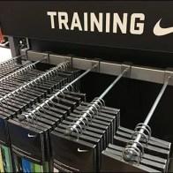 Nike Training Headband Hanger Hook Display