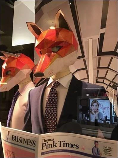 Pink of London Foxy Business Fashions 2