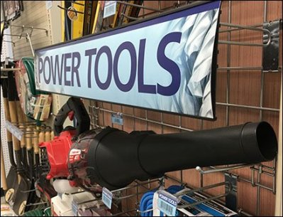 Power Tools Leaf Blower Grid Hook 3
