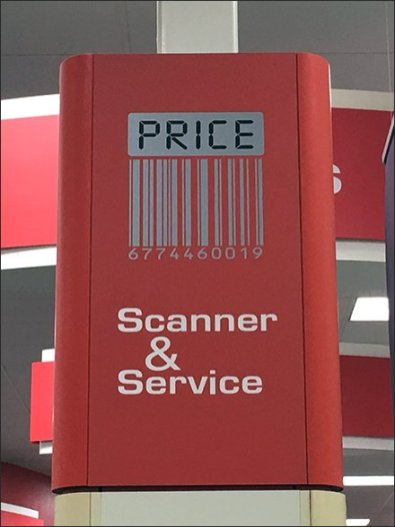 Target Retail Price Check and Help Center