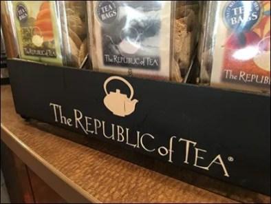 Republic of Tea Rack 3