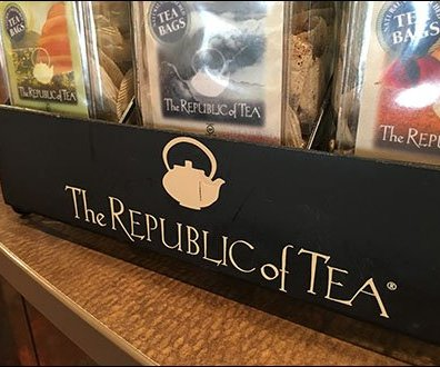 Republic of Tea Rack 3
