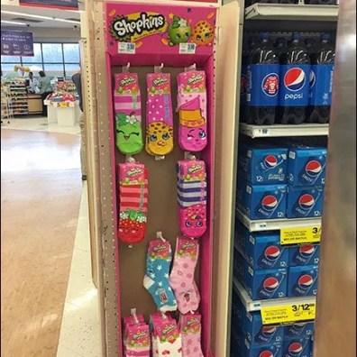 Slipper Socks PowerWing By Shopkins