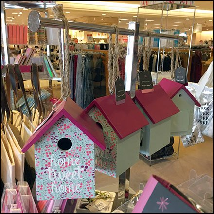 Home Tweet Home Birdhouse T-Stand in Retail