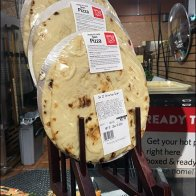 Thin Crust Pizza Sold By Dish Displayer 2