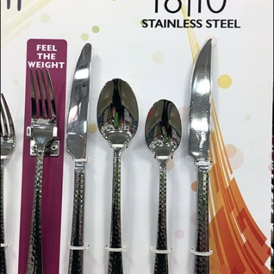 Tomodache Hampton Forge Silverware Try Me 2