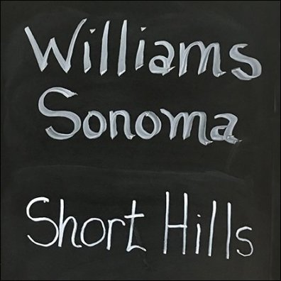 Welcome To Williams Sonoma Short Hills Feature2