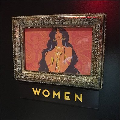 American Tandoor Restroom Signs With The Flavor of India