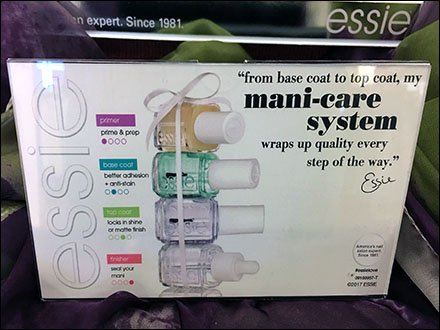 Color Coded Nail Care by Essie