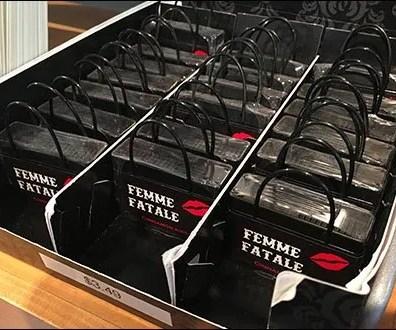 Femme Fatale Fashion Bag Mints Boxed 3