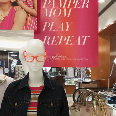 Pamper Mom for Mother's Day Say Macys