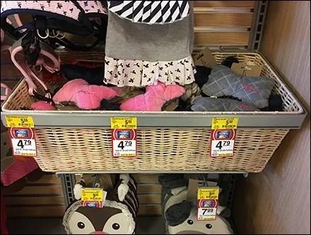 Slatwall Large Wicker Basket Merchandising