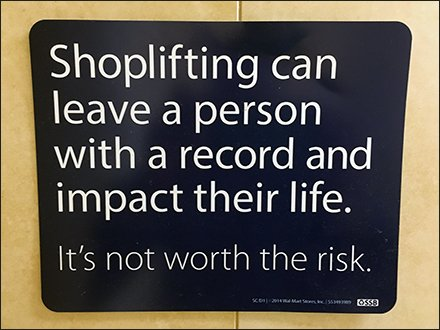 What Happens To Shoplifters in Retail?