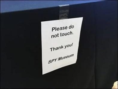 Do Not Touch Reverse Sales Psychology