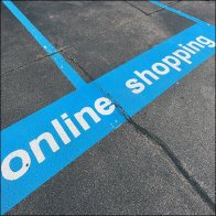 Online Shopping Merits Off-Street Parking